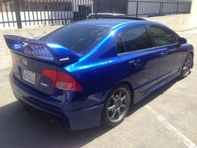 honda civic auto appraisal
