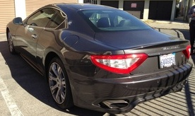 maserati gran diminished value