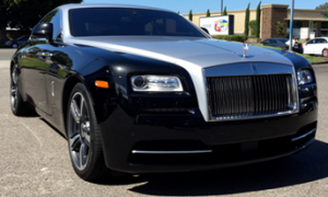 2014 Rolls Royce Wraith Diminished Value